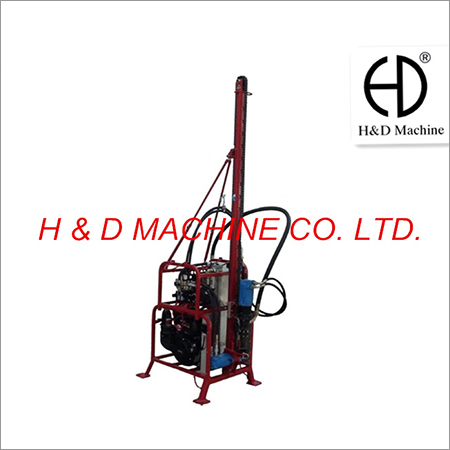 HD-20B Man Portable Drilling Rig