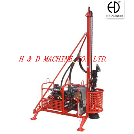 HD-40B Portable Drilling Rigs