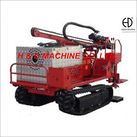 Manual Control Drilling Rig