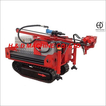 HD-C30 Crawler Drilling Rig