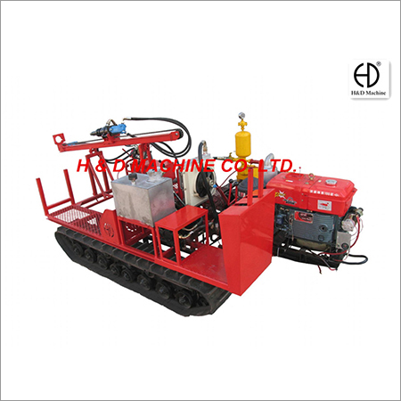 HD-C40 Crawler Drilling Rig
