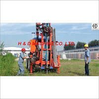 HD-T100A Sonic Tractor Drilling Rig