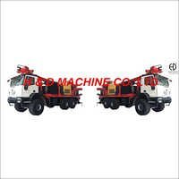 Truck Mounted Rigs