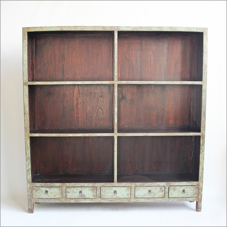 Wooden Bookcase / Shelf