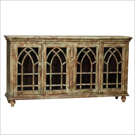 Arched Cabinet Sideboard