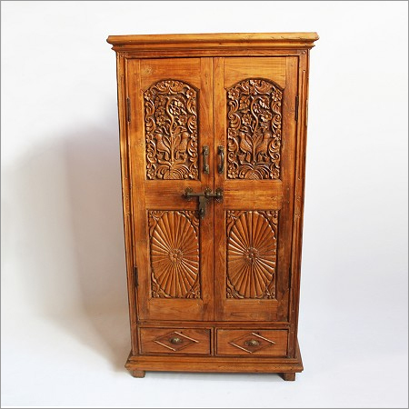 Antique Colonial Armoire