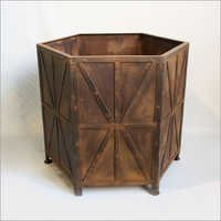 Iron Planter Box - Large