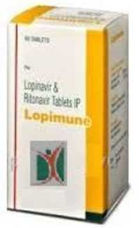 Lopinavir and  Ritonavir Tablets IP