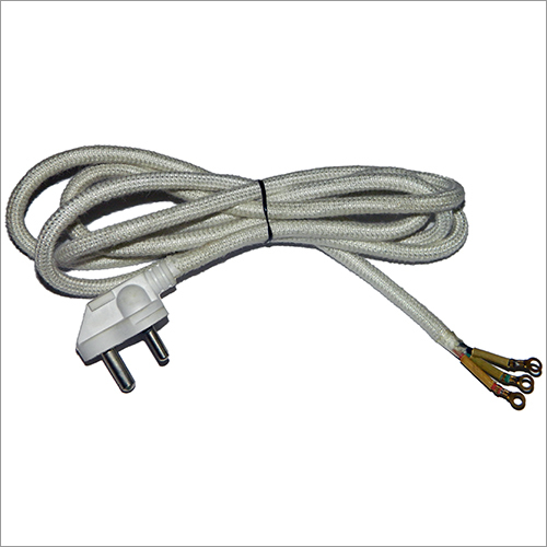 3 Pin Cotton Wire Cord
