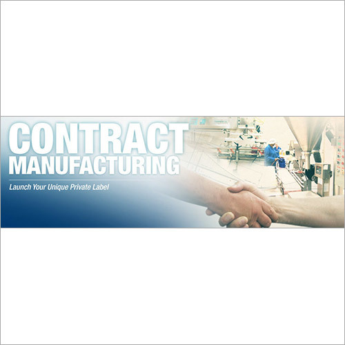 Contract Manufacturing & Third Party Manufacturing