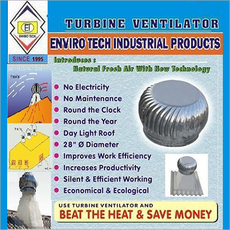 Turbo Ventilator
