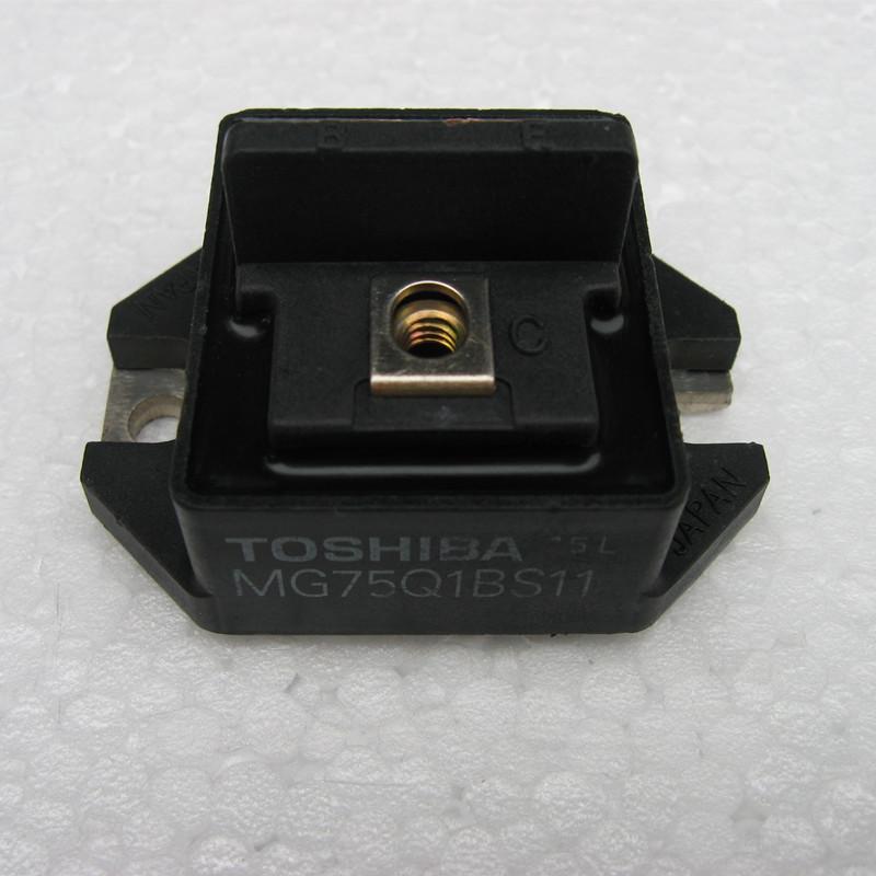 TOSHIBA RF Transistor MG75J2YS50
