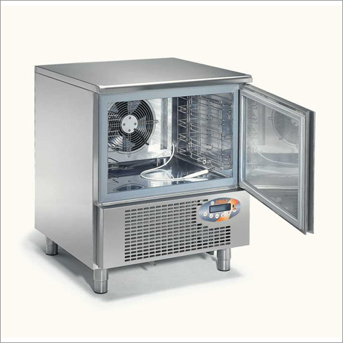 Blast Chillers Cum Shock Freezer