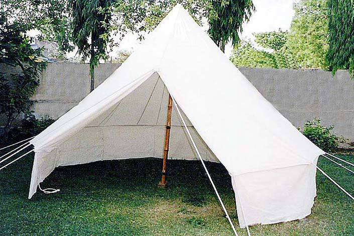 Family Canvas Camping Tents