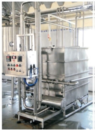 carbonated soft drink production line