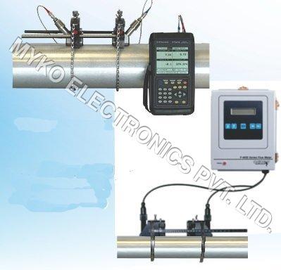 Hand Hold Ultrasonic Flowmeter