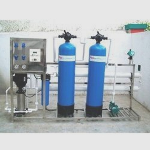 water purification ro plant