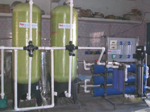 water treatment ro plant