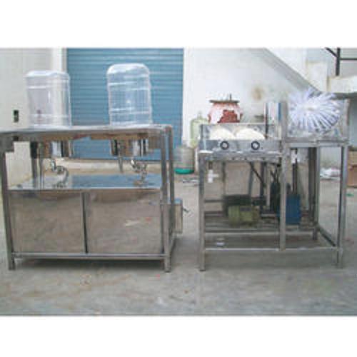 water bottle washing machine