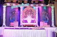 Asian Wedding Lavish Stage Decors