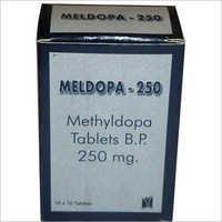 Methyldopa Tablets BP