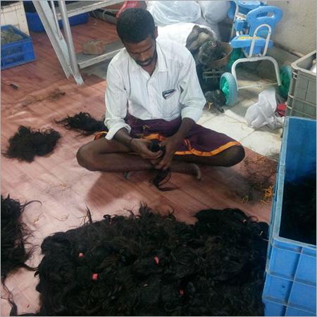 Raw Hair (PROCESSING UNIT)