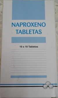 Naproxen BP 500 mg