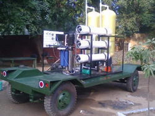 RO Mobile Water Plant