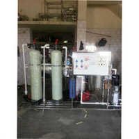 complete mineral water bottling plant