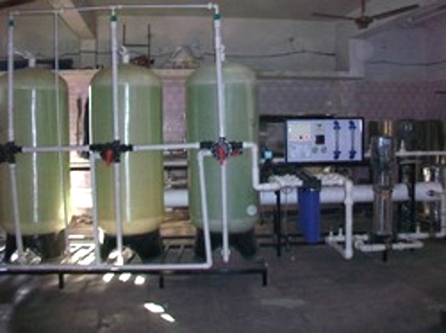 Containerized Water Treatment Plants