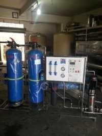 natural water treatment plant