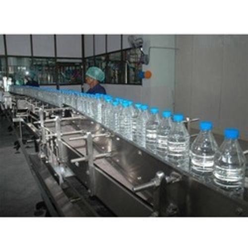 Drinks Bottling Plant