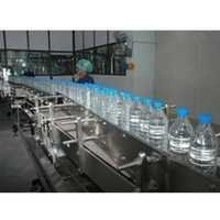 Drinks Bottling Plant