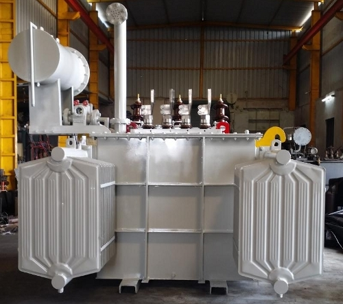 High current furnace transformers