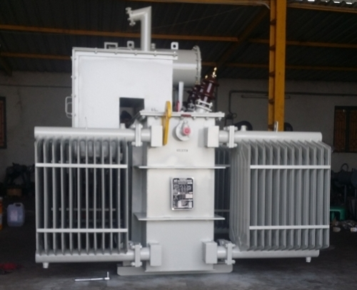 Induction Melting Furnace Transformers