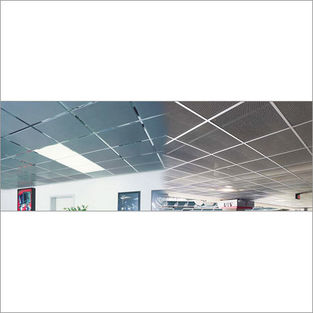 Metal Lay Ceiling Panels