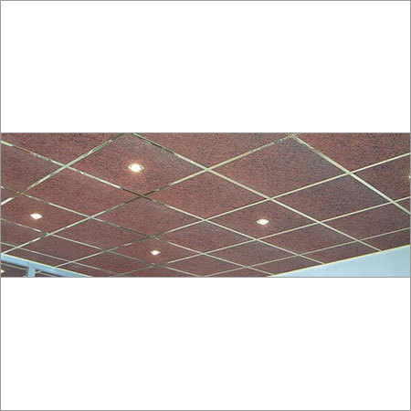 Woodwool Ceiling