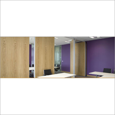 Mag Acoustic Wall Partition