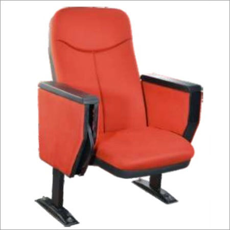 Push Back Chair With Writing Pad