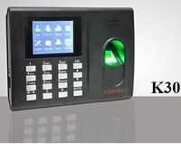 Biometric Time Attendance Recorder