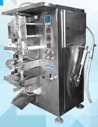 Shampoos Pouch Packaging Machine