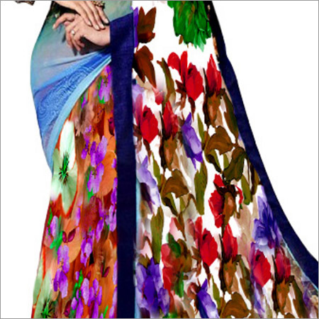 Saree Digital Printing Service