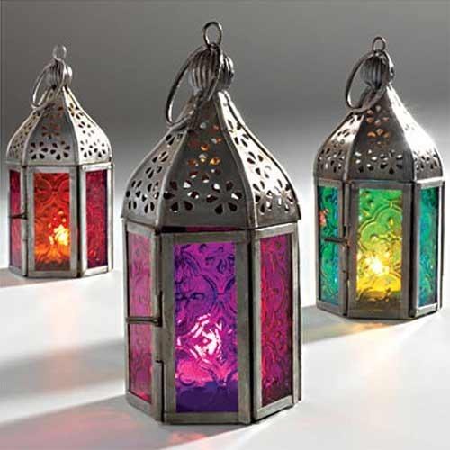 Designer Moroccan Lanterns