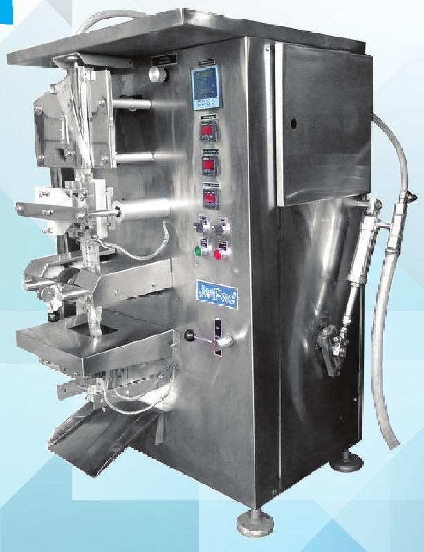 Resins Pouch Packaging Machine