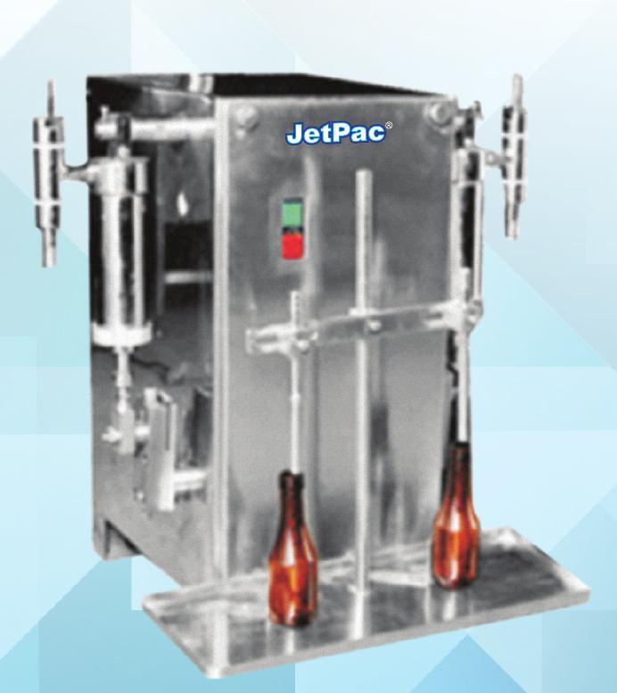 Shampoos Semi Automatic Filling Machine