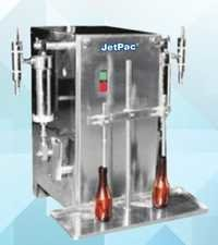 Shampoos Semi Automatic Filling Machine