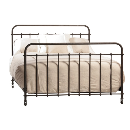 Classic Iron Bed Cal King