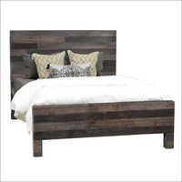 Reclaimed Wood Bed Frame Cal King
