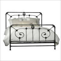 Cast Iron Bed Cal King
