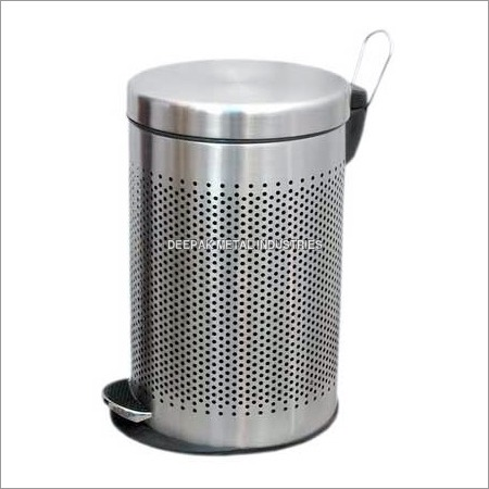 Pedal Bin Perforated